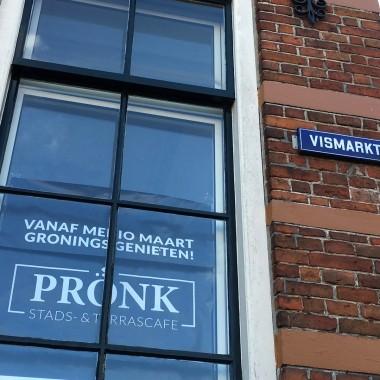 Medio maart opent Pronk haar deuren